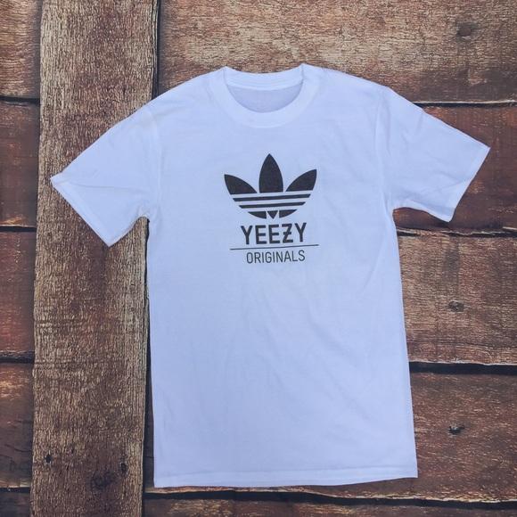 prezzo ragionevole prezzo all'ingrosso dopo Adidas Yeezy T-Shirt